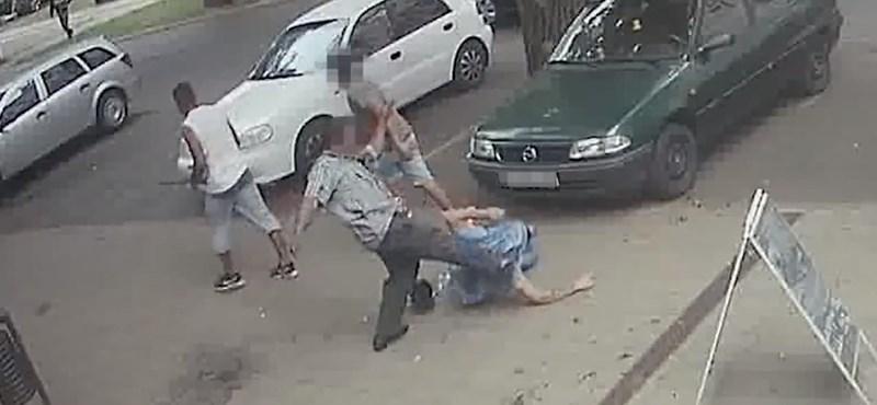 Videó: Vascsövekkel verekedett össze két család egy nő miatt Pécsen