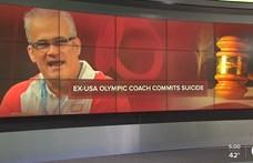 Megölte magát a szexuális zaklatással vádolt amerikai edző