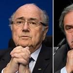 Elutasították Blatter és Platini fellebbezését, nem mehetnek a FIFA közgyűlésére