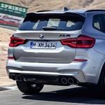 Hivatalos: itt az 510 lóerős BMW X3 M és X4 M divatterepjáró