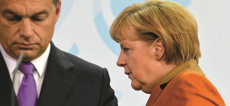 Merkel miatt felborul Budapest közlekedése