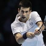 Tenisz: Dimitrov-Djokovics elődöntő lesz Párizsban