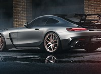 789 lóerő: még komolyabb lett a valaha készült legerősebb V8-as Mercedes-AMG