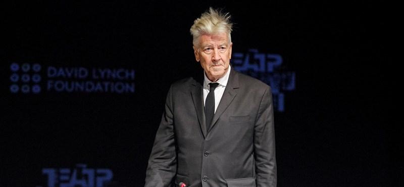 David Lynch videóban üzent a magyaroknak