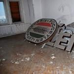 Igazi horrortanya lett Torgyánék egykori székházából – fotók