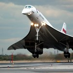 Meghalt a pilóta, aki elsőként vezethetett Concorde repülőgépet
