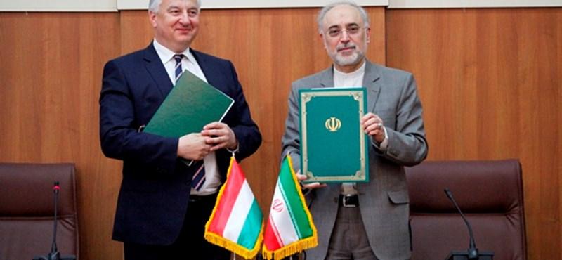 Seres: Én és én meg az Irán