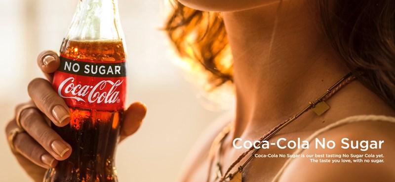A Coca-Cola Magyarország tovább karcsúsítja a palackjait