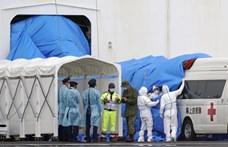 Kimenekítik az amerikaiakat a koronavírus miatt vesztegzár alatt álló hajóról