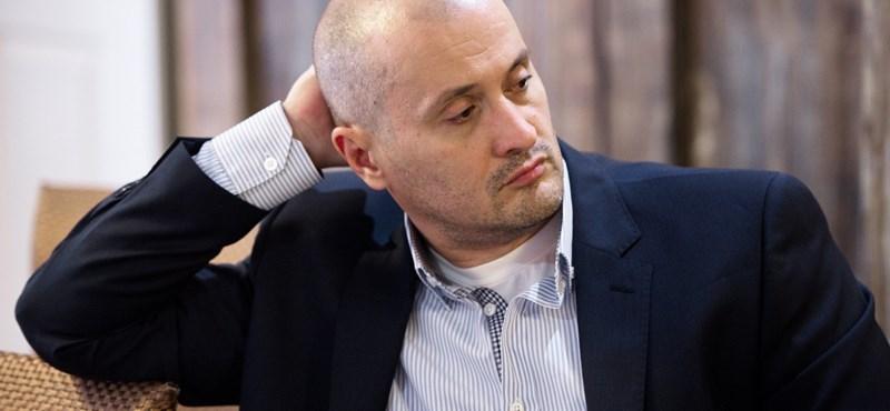 Tarjányi Péter lemondott a Zoom.hu igazgatói posztjáról