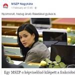 Demeter Márta beperelte a Honvédelmi Minisztériumot