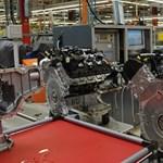 Felhúzta az autógyártás a magyar ipart