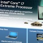 Jönnek a hatmagos Intel processzorok a felső kategóriában