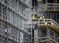 Hiába tartunk kifelé a válságból, a magyar építőipar nagyon gyengén teljesít