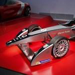 Videó: távirányítós autóként nyüszít az elektromos F1-es kocsi
