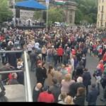Több ezer résztvevővel indult el az Élet menete - fotók