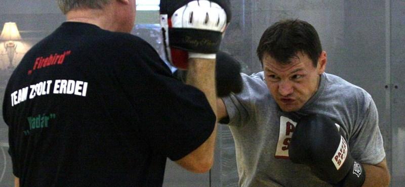 Megnyílt Erdei Zsolt bokszakadémiája, a Madárfészek