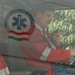 Már adnak a külcsínre a mentősök