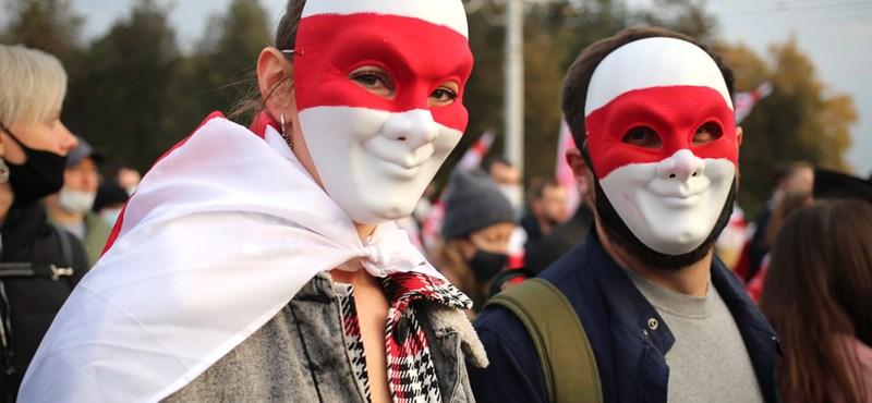 Száz napja tart, de kifulladóban van a fehérorosz tiltakozási hullám