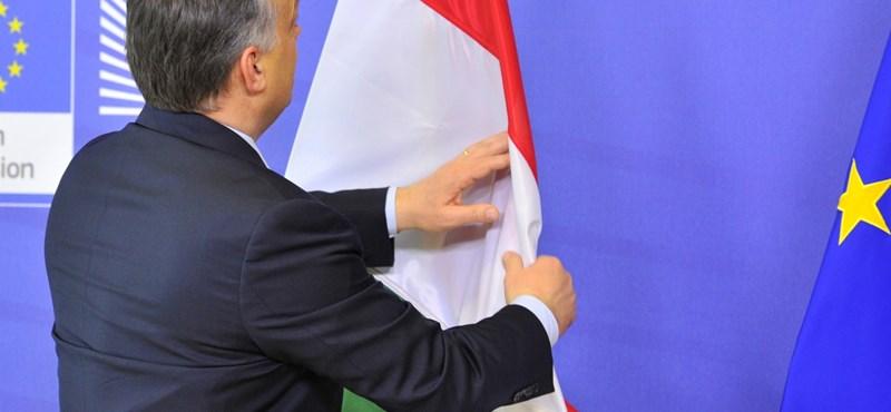 Már 10-20 százalékra teszik a magyar kilépést az EU-ból