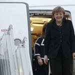 Merkel elmegy Moszkvába, de nem ünnepel Putyinnal