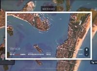 Műholdra szerelte egy DSLR fényképezőjét a Canon, onnan fotózták le a Földet