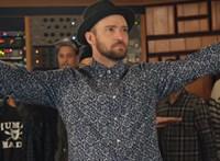 Justin Timberlake néhány fotó miatt bocsánatot kért a feleségétől