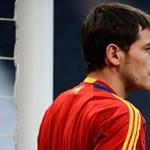 """Casillas: """"Olyan akartam lenni, mint Buffon"""""""