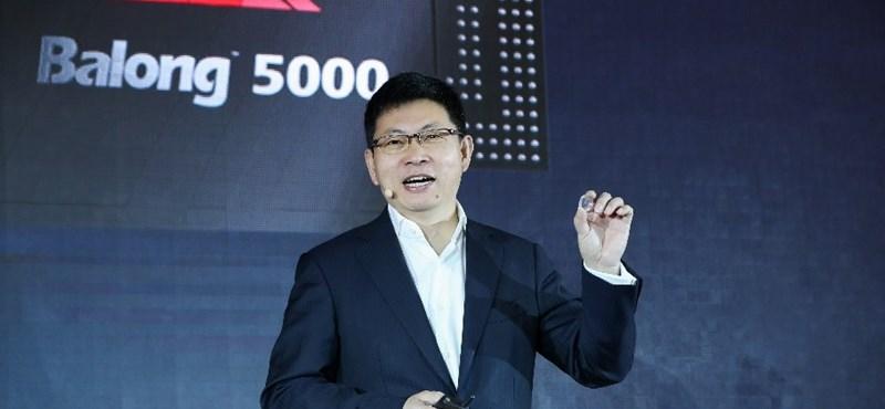 Ez a chip kerül majd a Huawei 5G-s okostelefonjába
