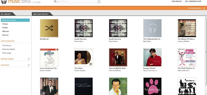 Google Music iOS-re