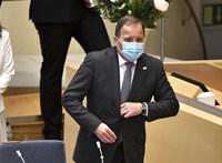 Megbuktatta a parlament a svéd miniszterelnököt