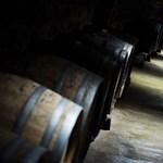 A Boden-tó mélyén érlelt bort hoztak a felszínre
