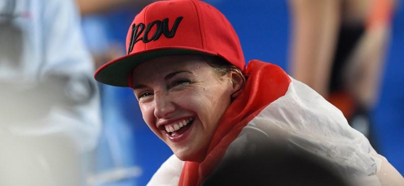 Csak egyvalaki tudta megelőzni Hosszú Katinkát a legjobb női sportolók listáján