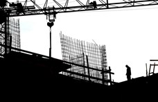 Nagyon megindult az építőipar