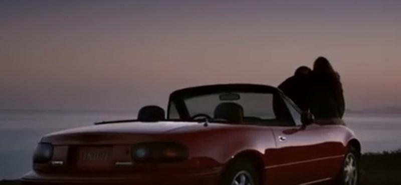 A Mazda nagyon rátapintott a lényegre ezzel a reklámmal