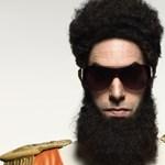 Milyen arab diktátor lesz Sacha Baron Cohenből? (videó)
