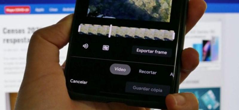 Nagy tudású, ingyenes videószerkesztő került az androidos Google Fotókba