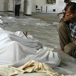Bizonyíték van arra, hogy a szír kormány támadta ideggázzal saját polgárait