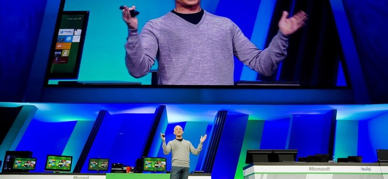 Lesz 3-4 ezer forintos Windows 8 is