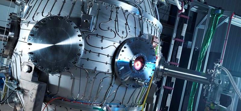 15 000 000 Celsius-fokot mértek a fúziós erőmű belsejében, ami 2030-ra adhat energiát