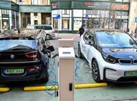 Százból még mindig csak kicsit több mint két új autó elektromos a világon