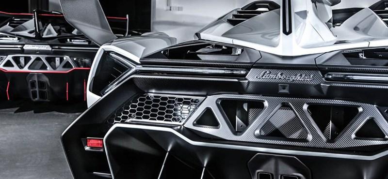 Melyik az kocsi, amiből kettő a teljes széria húsz százaléka?