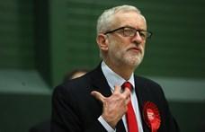 Felfüggesztette Jeremy Corbyn tagságát a brit Munkáspárt