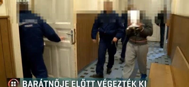 Brutálisan kivégeztek egy férfit Borsodban, a párjának végig kellett néznie