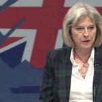 Első körben a Brexit-ellenes Theresa Mayt választották David Cameron utódjának