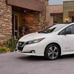 Viszik, mint a cukrot: Európában 10 percenként eladnak egyet a Nissan villanyautójából