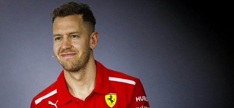 Vettel átvette a vezetést Hamiltontól