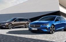 Íme az új Opel Insignia