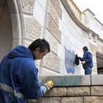 Kampány a grafittik ellen Budapesten