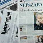 Nagyot bukott Orbán kedvenc újságja